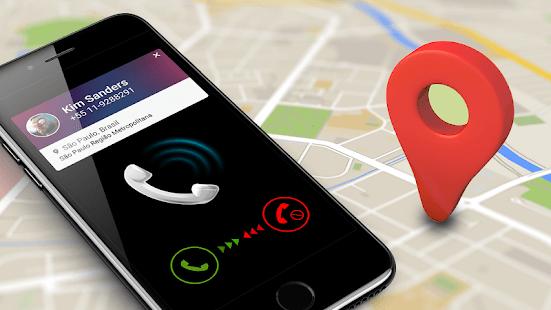 کنترل و ردیابی تماس ها Caller ID & Phone Locator