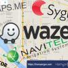 آشنایی با نرم افزار های مسیریابی و ردیابی موبایل